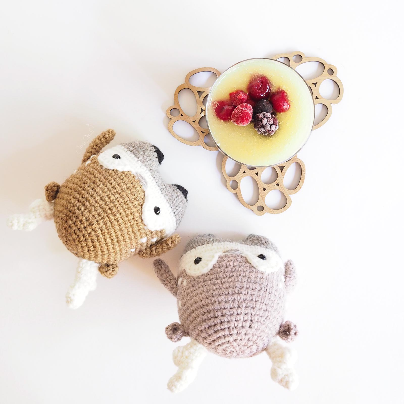 doudou cerfs gourmands Heinz crochet deer stag Lalylala wool Alpaca Chunky Ricodesign laboutiquedemelimelo