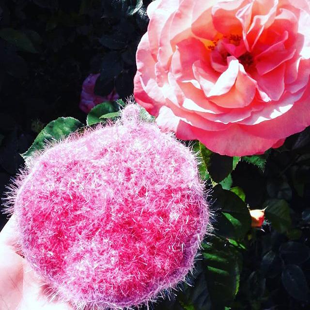 éponge tawashi rico design creative bubble DIY #diymelimelo