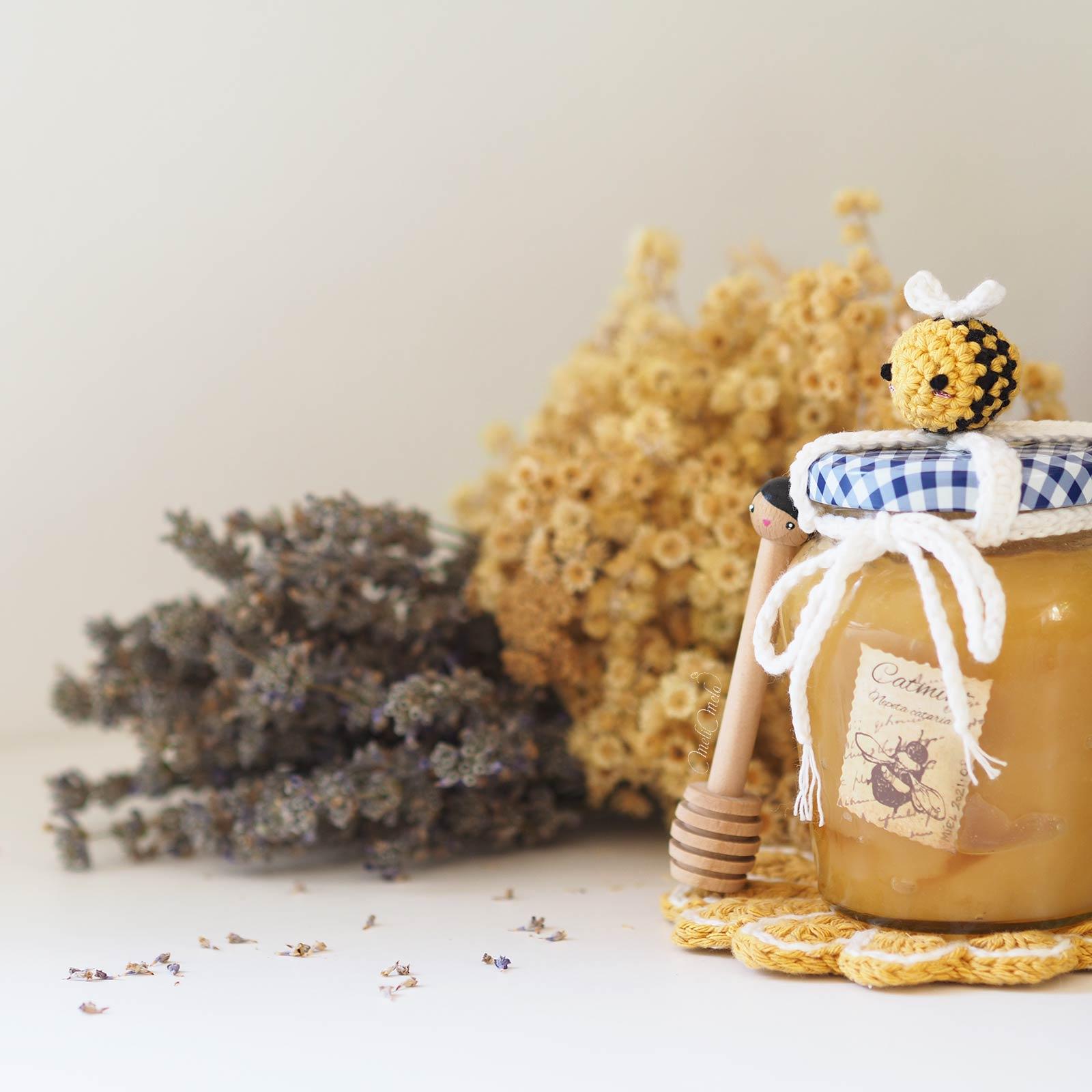 abeille-miel-deco-cuisine-crochet-amigurumi-laboutiquedemelimelo