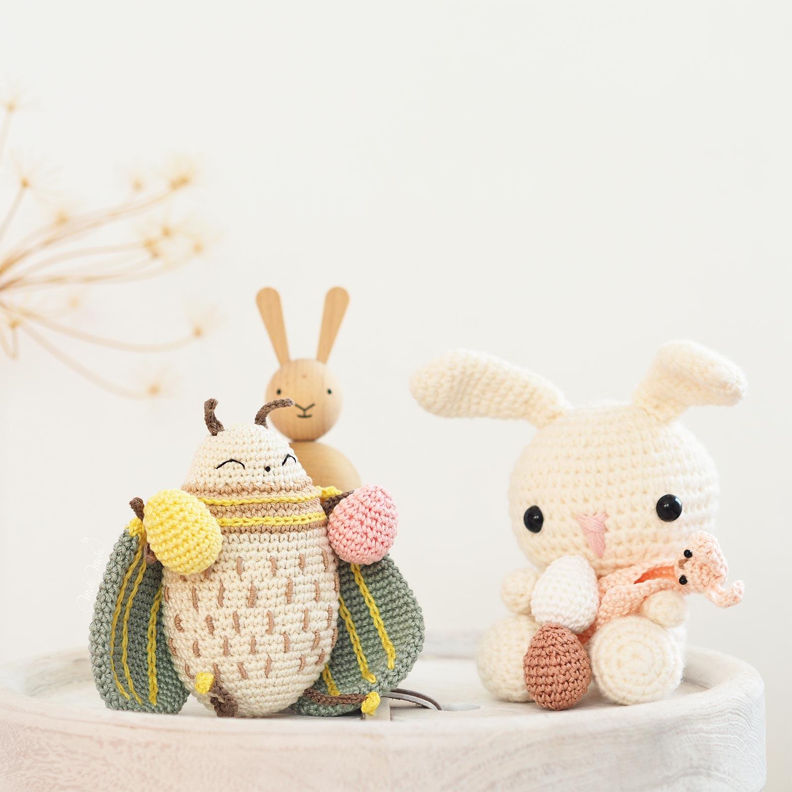 amigurumi-crochet-hubertus-scarabee-lapin-alligator-potager-laboutiquedemelimelo
