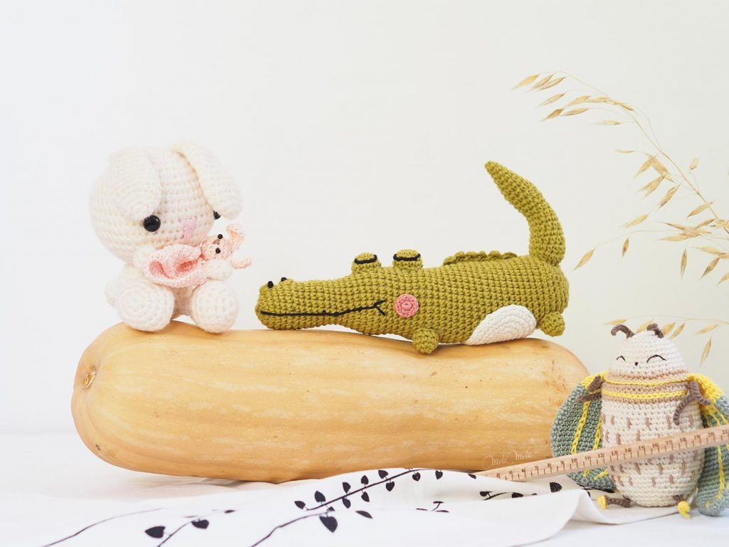 amigurumi-crochet-scarabee-lapin-alligator-laboutiquedemelimelo