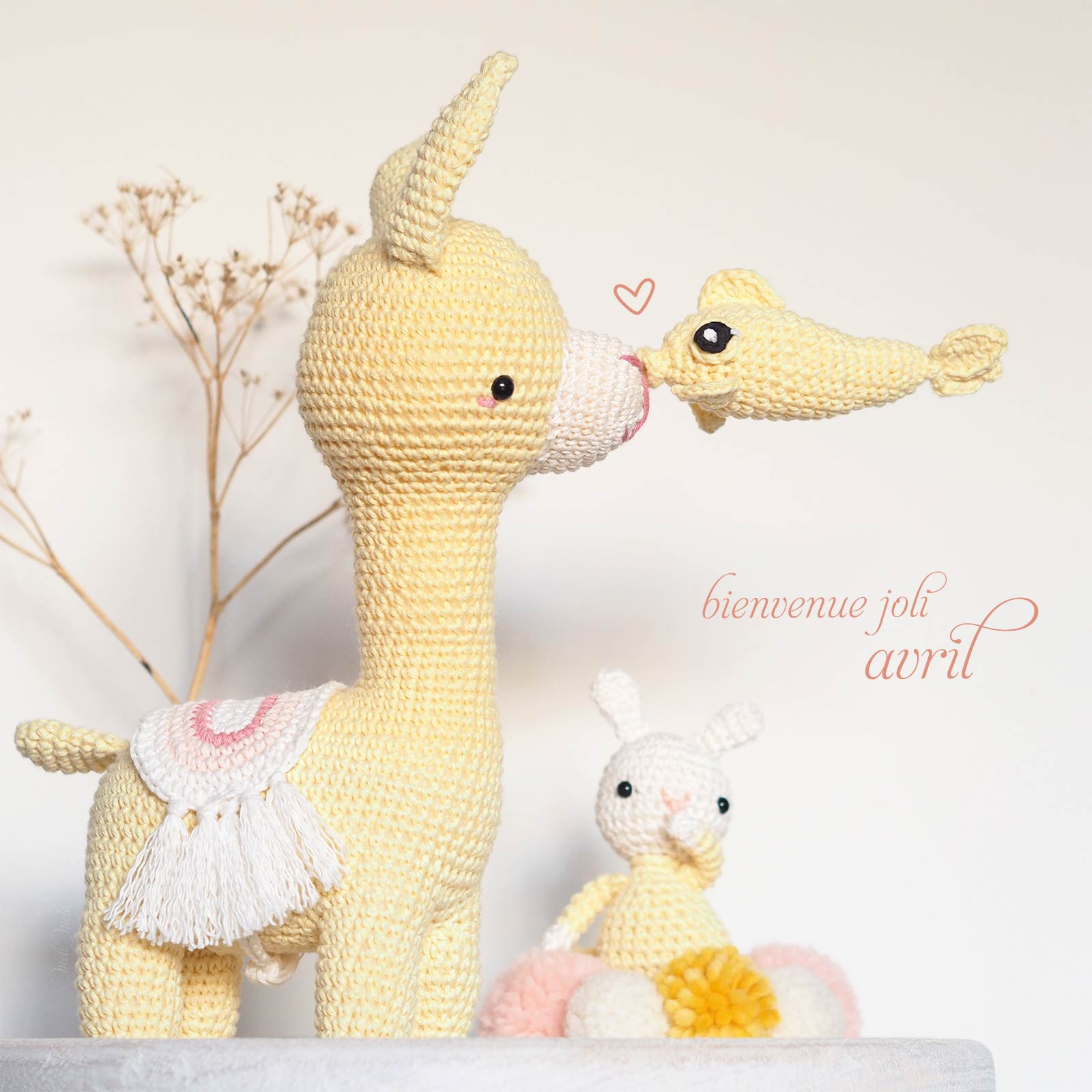 amigurumis carpe koï alpaca lapin marcia picapau crochet poisson avril laboutiquedemelimelo