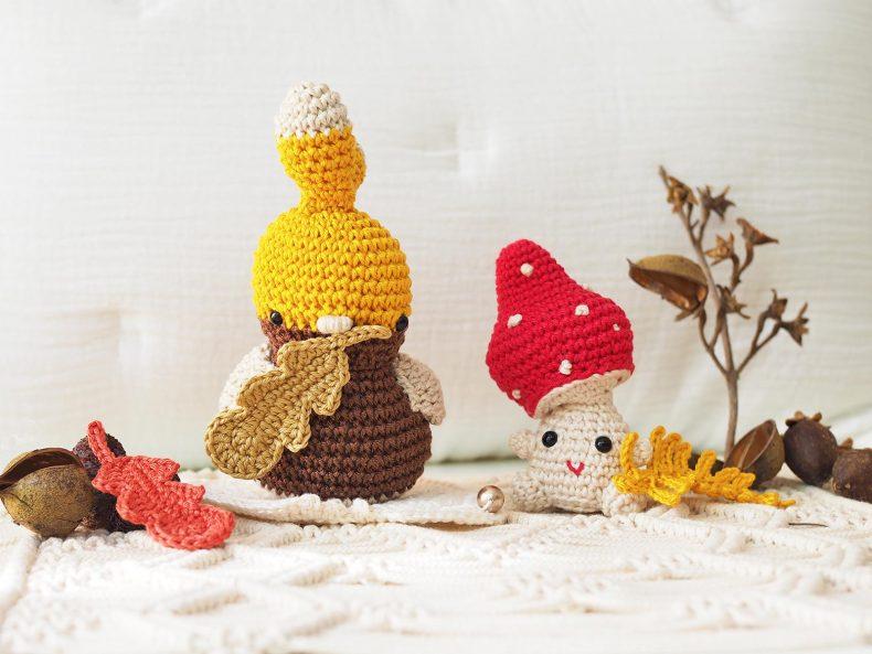 amigurumis-bird-tulla-mushroom-buddy-oiseau-champignon-amanite-crochet-feuilles-automne-laboutiquedemelimelo