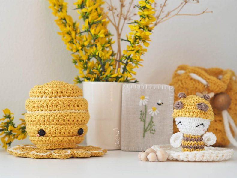 apiculture-abeille-ruche-aradiyatoys-amigurumi-crochet-laboutiquedemelimelo