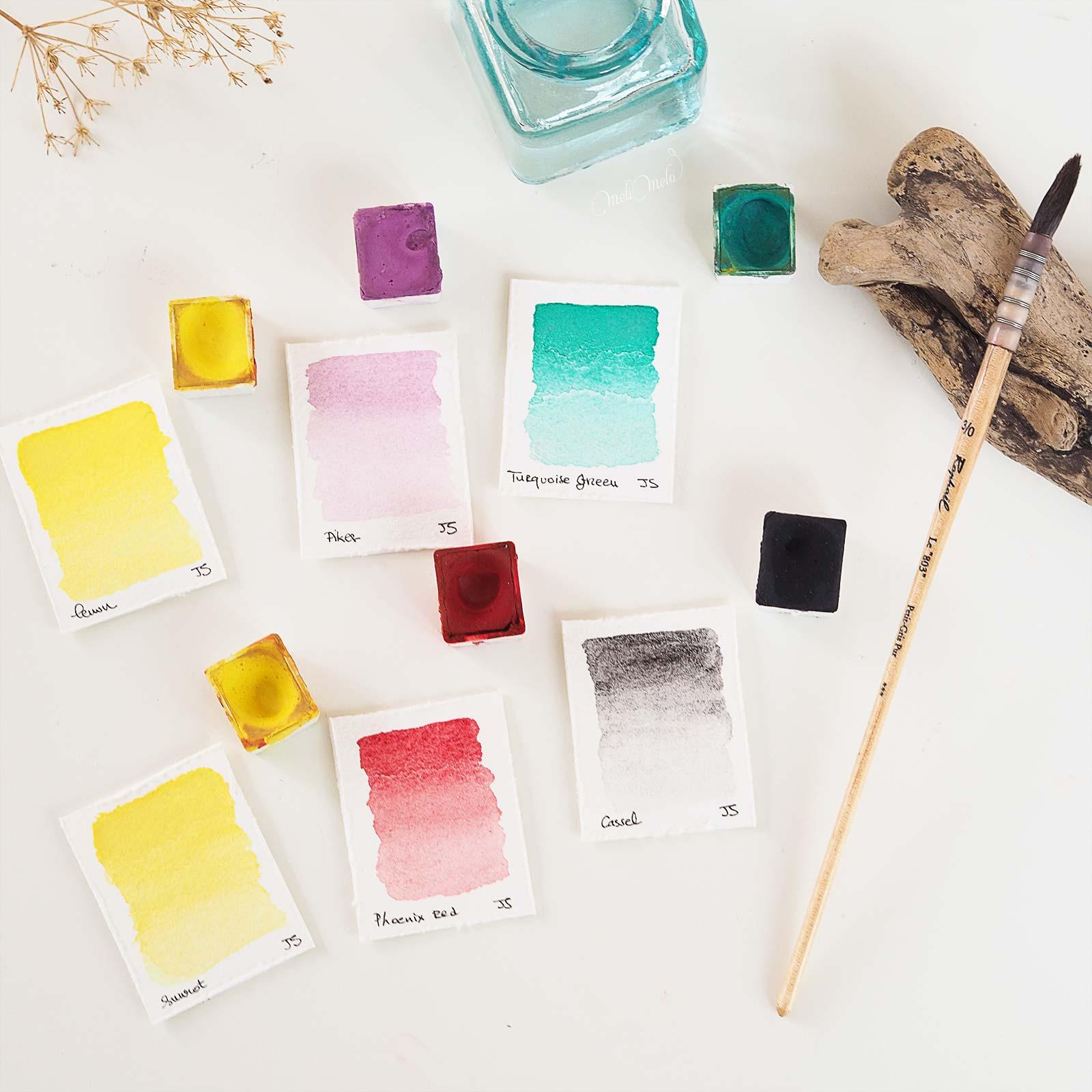 aquarelle-vivid-colours-watercolor-handmade-jazper-stardust-laboutiquedemelimelo