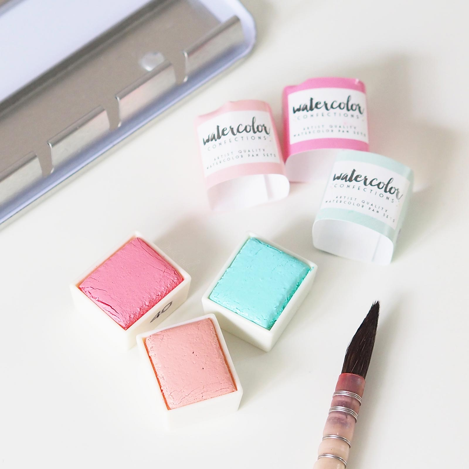 aquarelle watercolor pastel dreams 40-41-45 confections prima Boutique MeliMelo