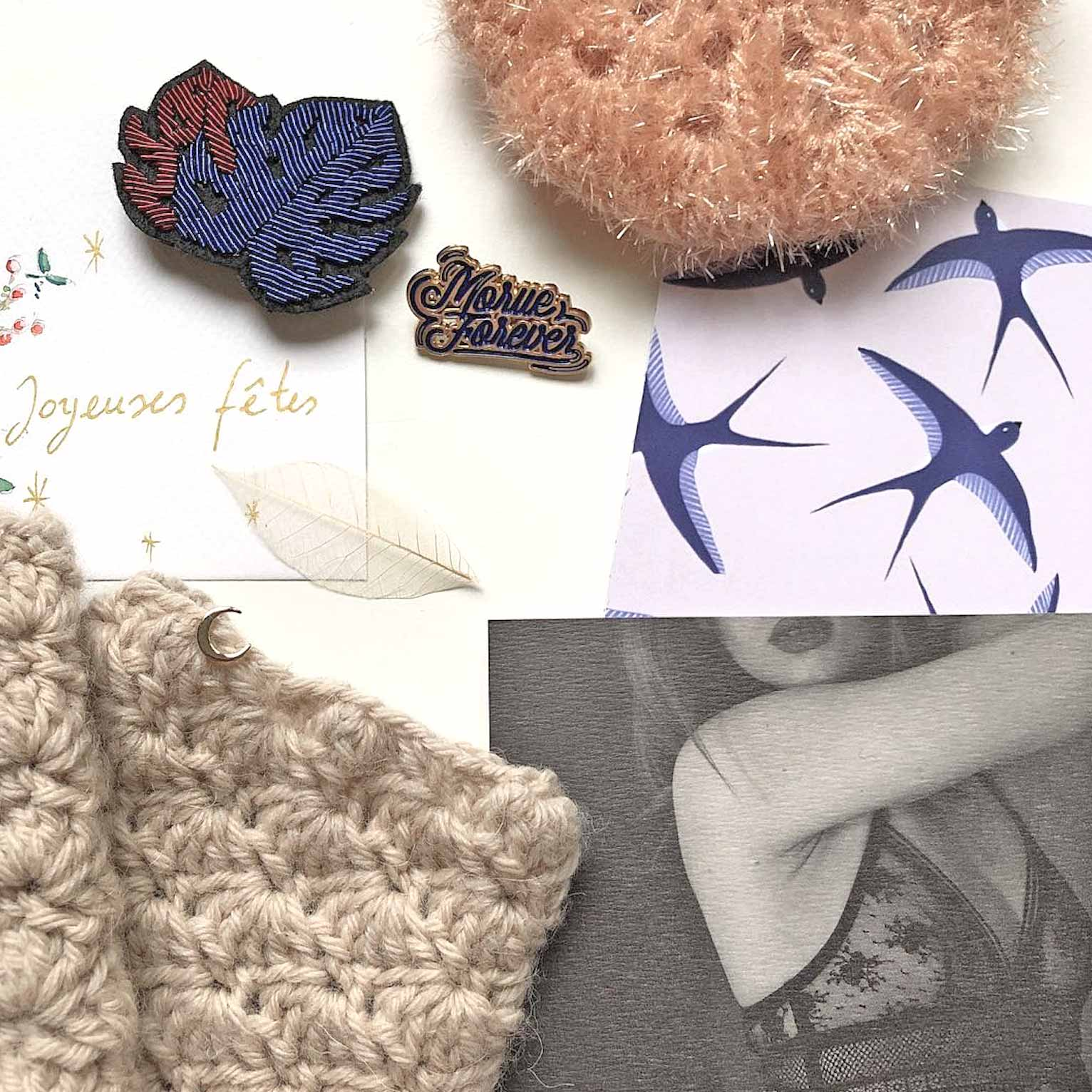 aufilduneimage éponge tawashi creative bubble ricodesign DIY laboutiquedemelimelo