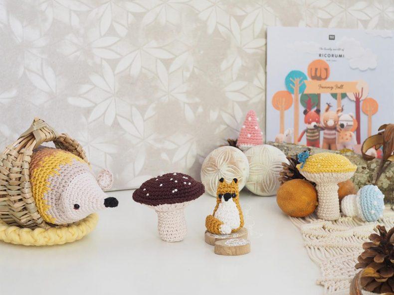 automne-herisson-renard-hedgehog-fox-ricorumi-fall-love-crochet-laboutiquedemelimelo