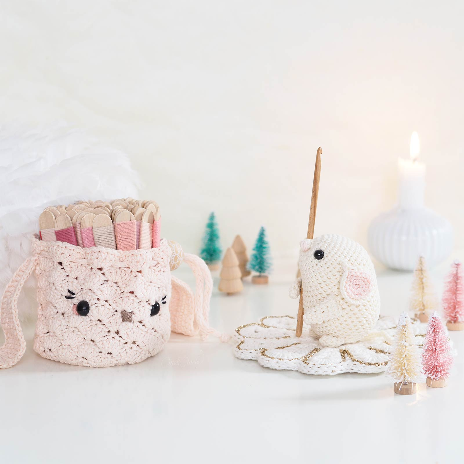 bag-pochon-lapin-souris-crochet-coton-ricorumi-amigurumi-laboutiquedemelimelo