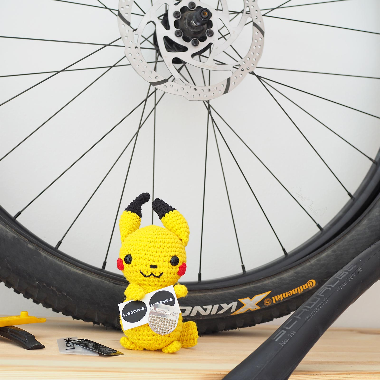 bike repair patch kit lezyne tyre continental king yoniquenews pikachu crochet laboutiquedemelimelo