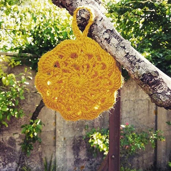 DIY crochet CAL tawashi eponge laboutiquedemelimelo