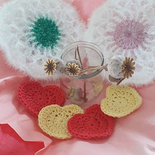 CAl Tawashi crochet