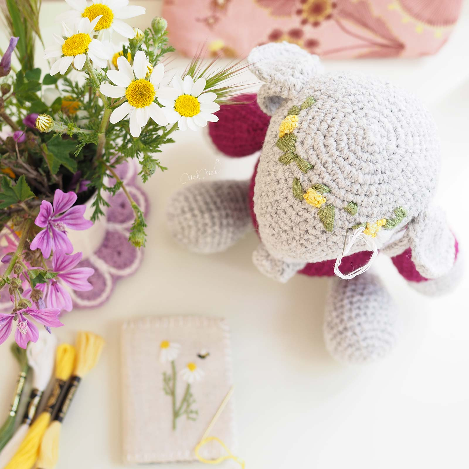 couronne-broderie-feuilles-doudou-elephant-kornflakestew-laboutiquedemelimelo