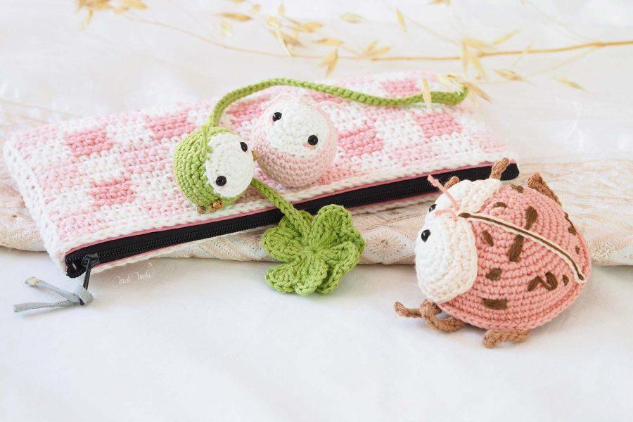 crochet-amigurumis-coccinelle-puceron-ricorumi-laboutiquedemelimelo
