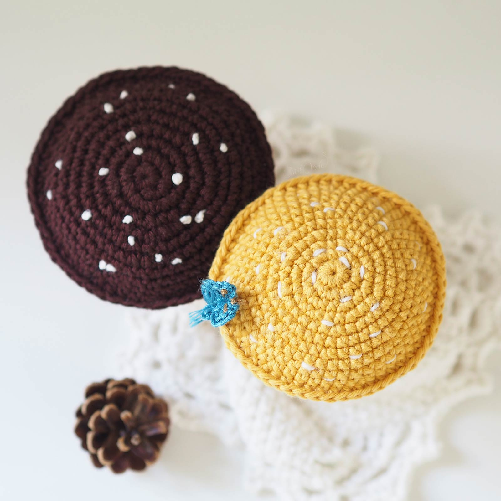 crochet-champignon-papillon-ricorumi-mushroom-butterfly-laboutiquedemelimelo