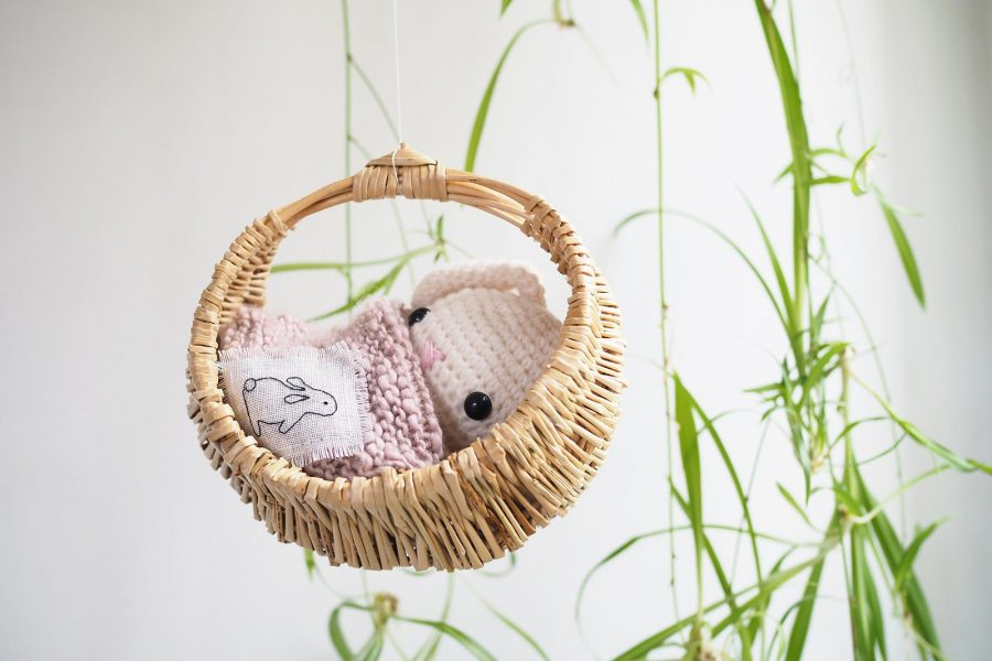 crochet lapin amigurumi bunny laine rico design we are knitters Boutique MeliMelo