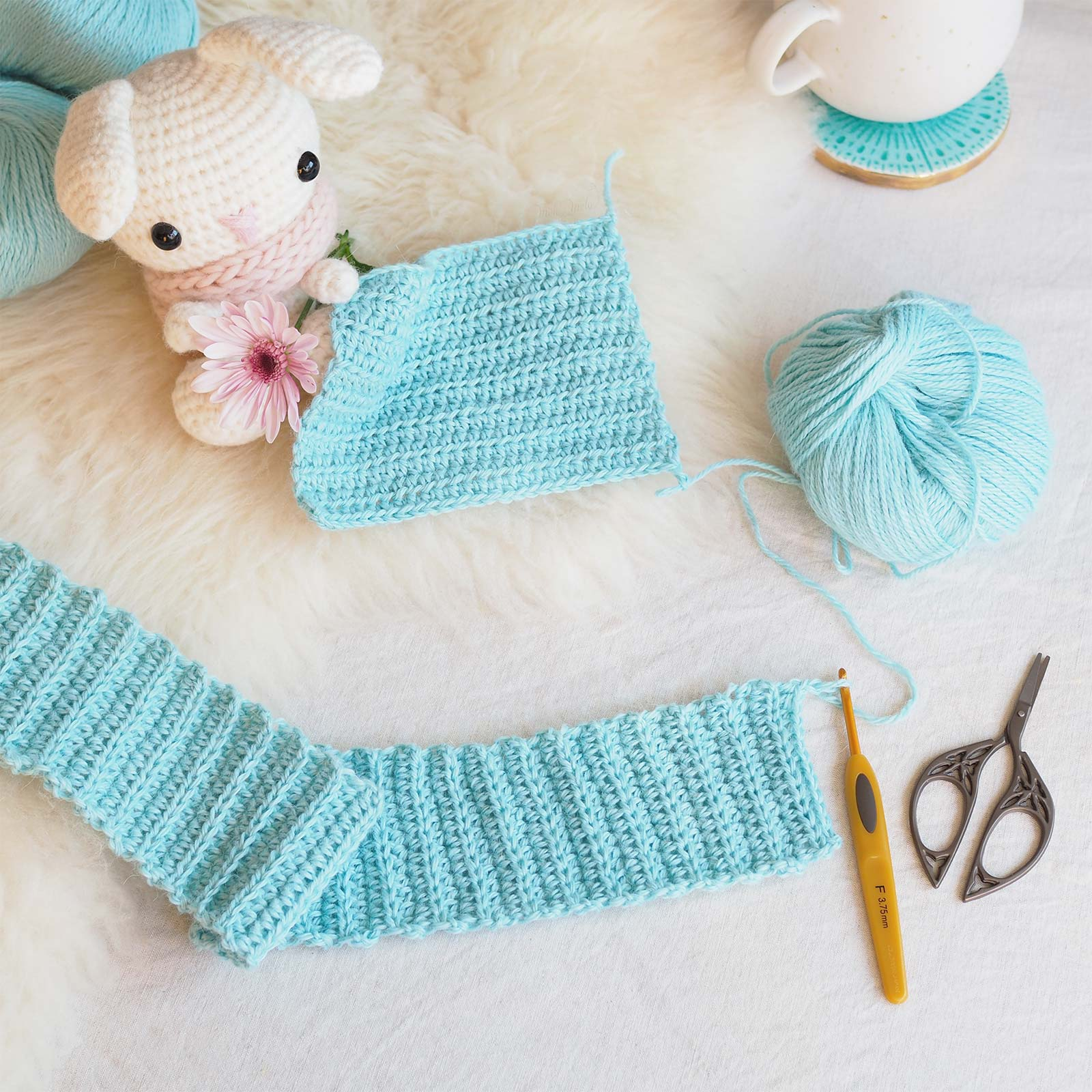 crochet lapin pull sweater-Homebody Megmadewithlove wip laboutiquedemelimelo