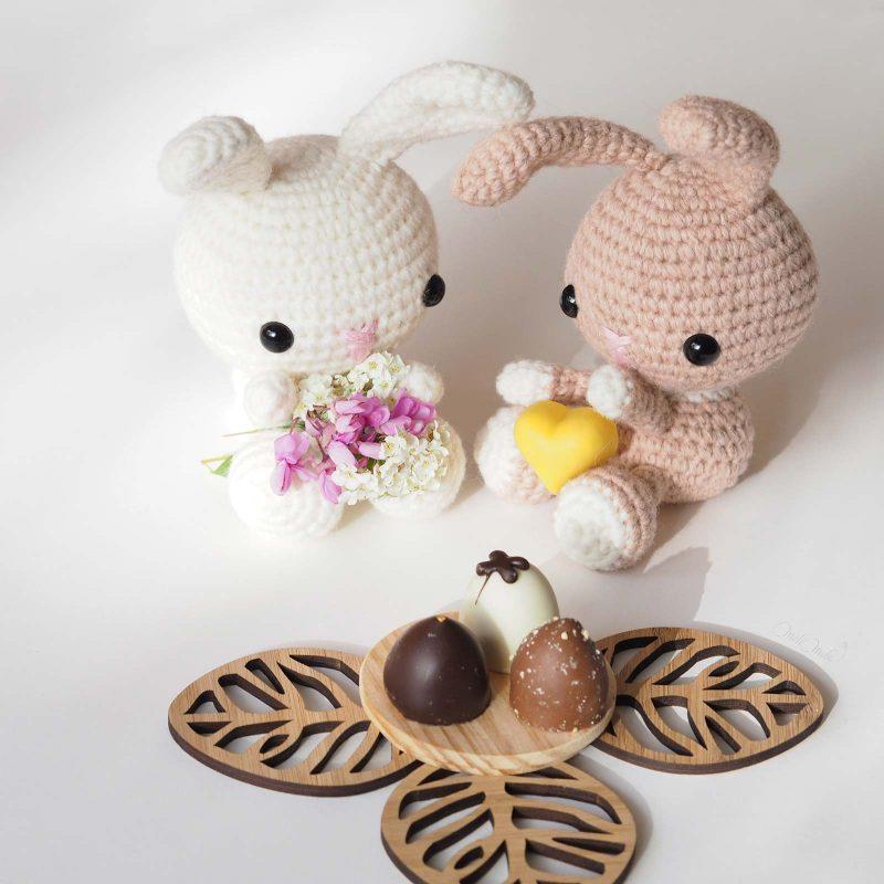crochet lapins bunnies wool alpaca allaboutami laboutiquedemelimelo