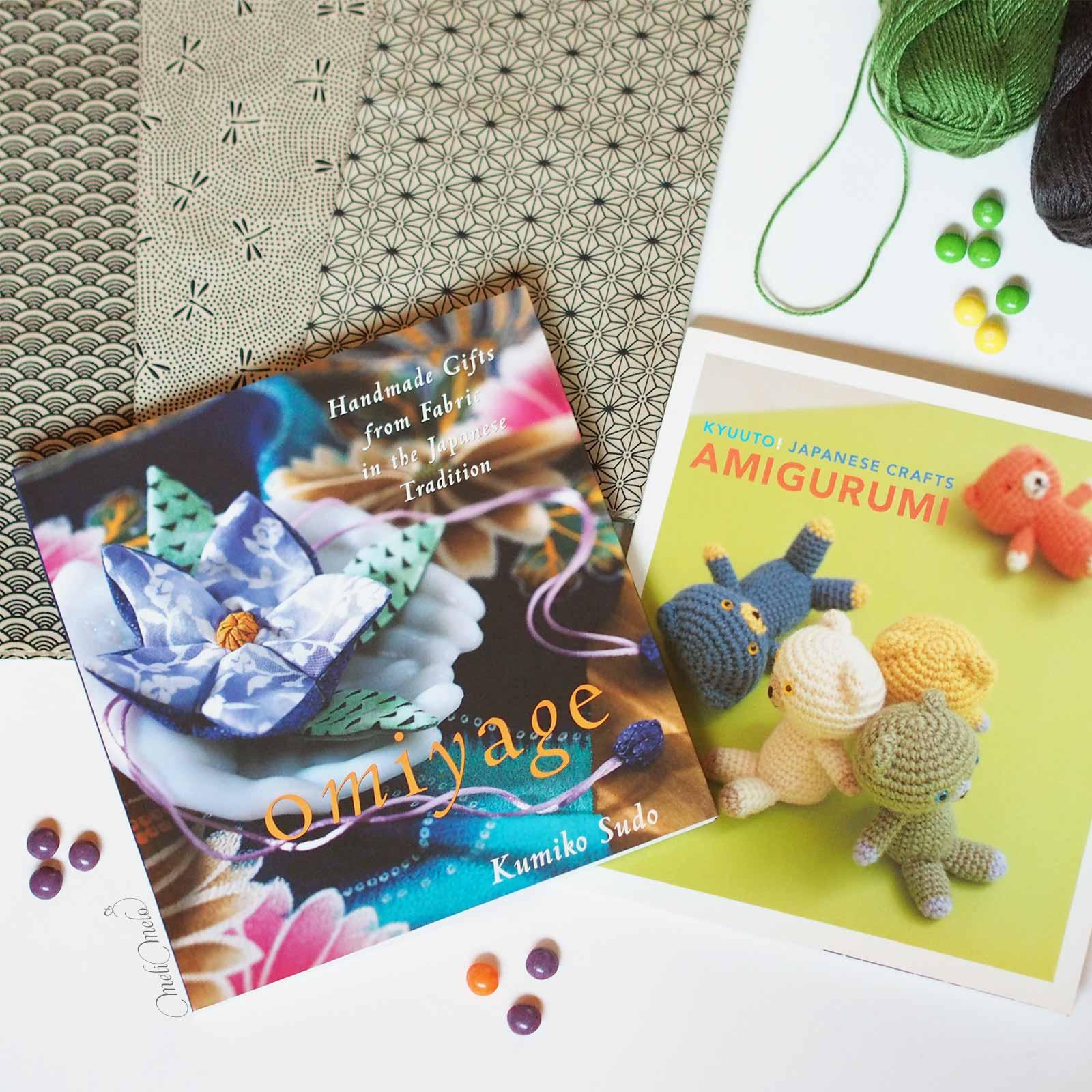livres crochet amigurumi omiyage crafts japonais laboutiquedemelimelo