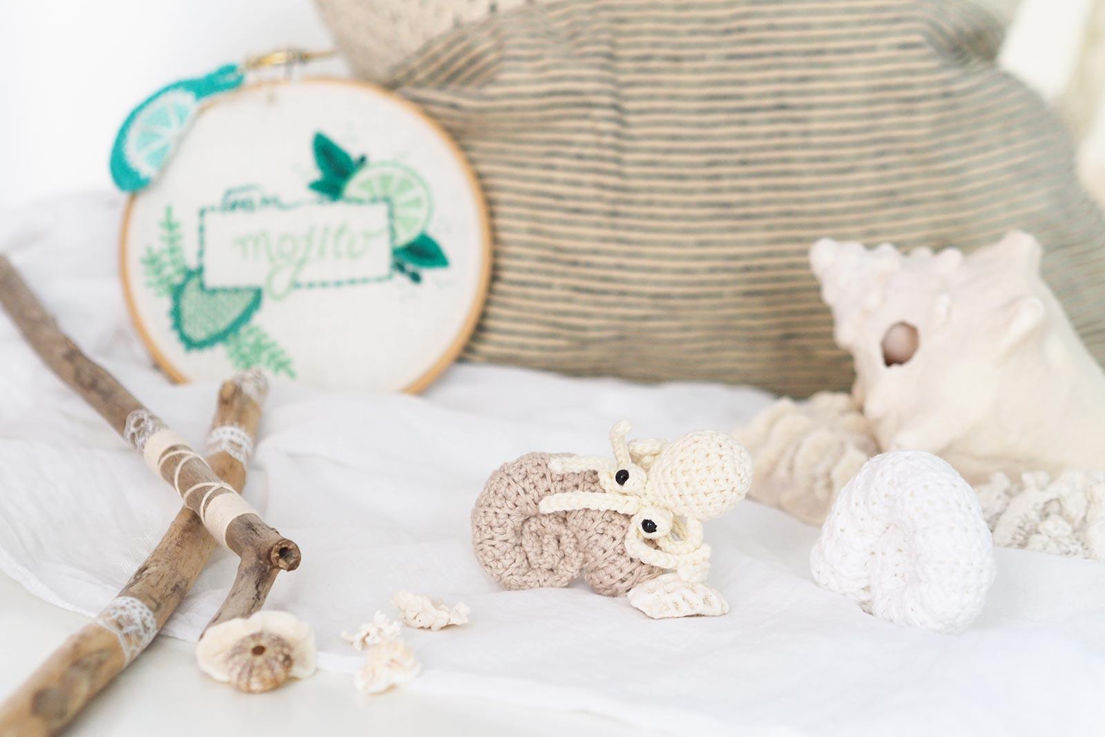 crochet-mini-poulpe-coquillage-nautile-kezakoflo-laboutiquedemelimelo