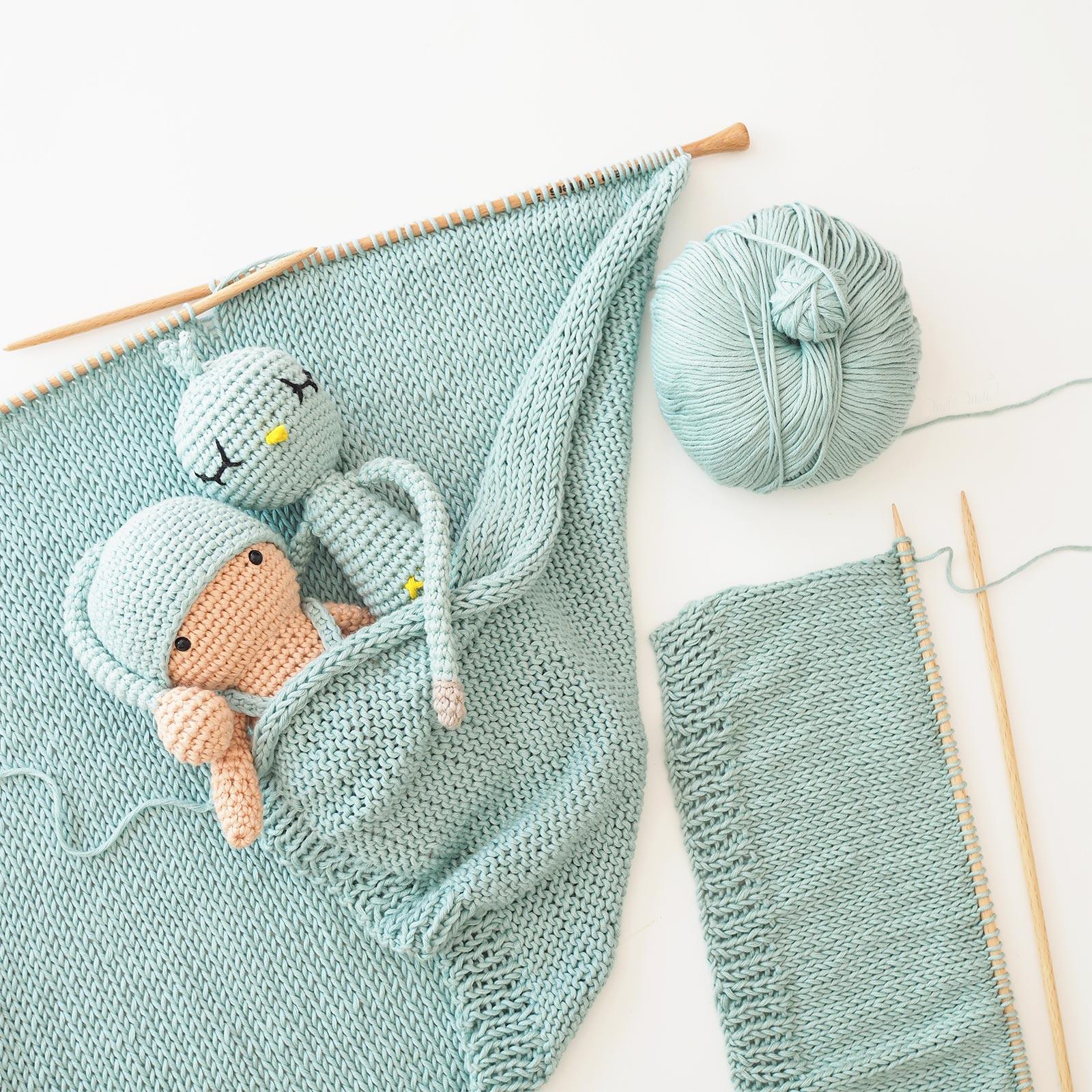 crochet amigurumi Nono polaripop Boutique MeliMelo