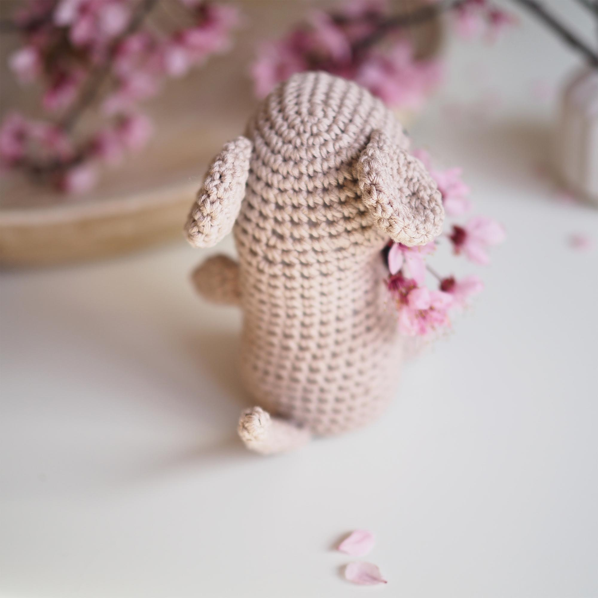 crochet rat mouse dos Boutique MeliMelo