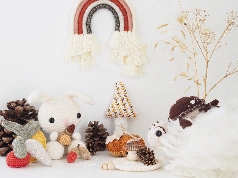 deco-crochet-automne-arc-en-ciel-amigurumis-laboutiquedemelimelo
