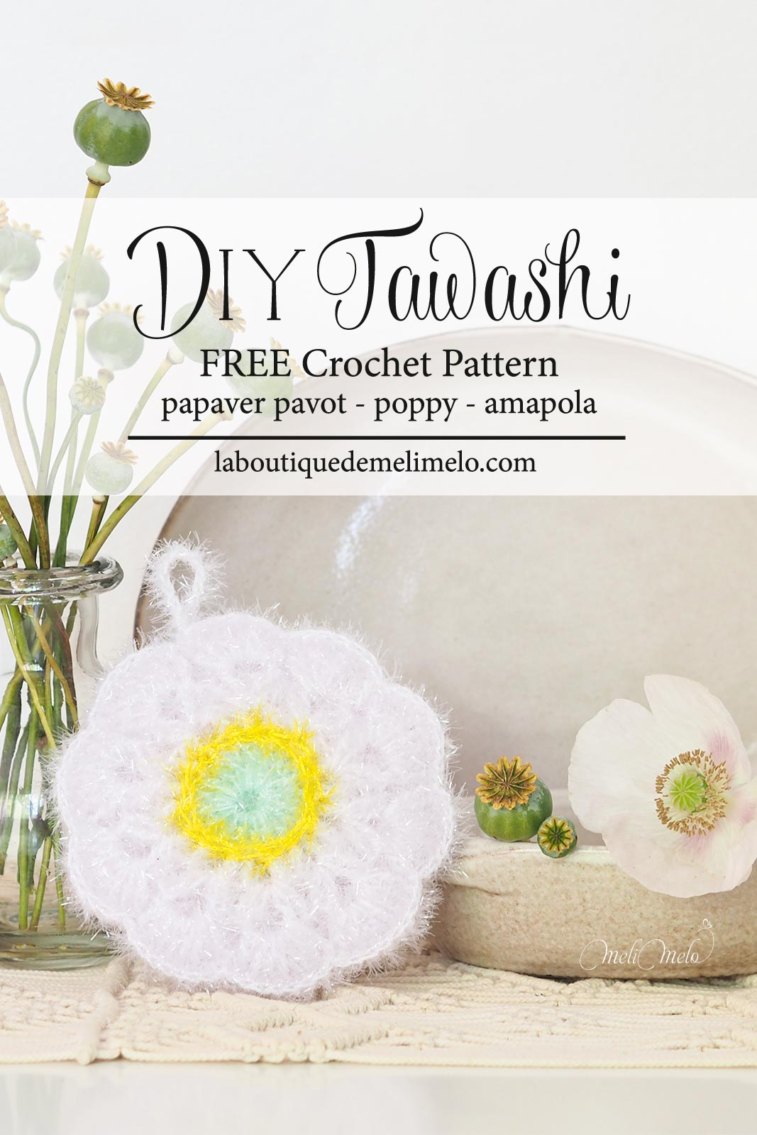 diy-crochet-tawashi-papaver-poppie-pavot-pattern-pinterest-laboutiquedemelimelo