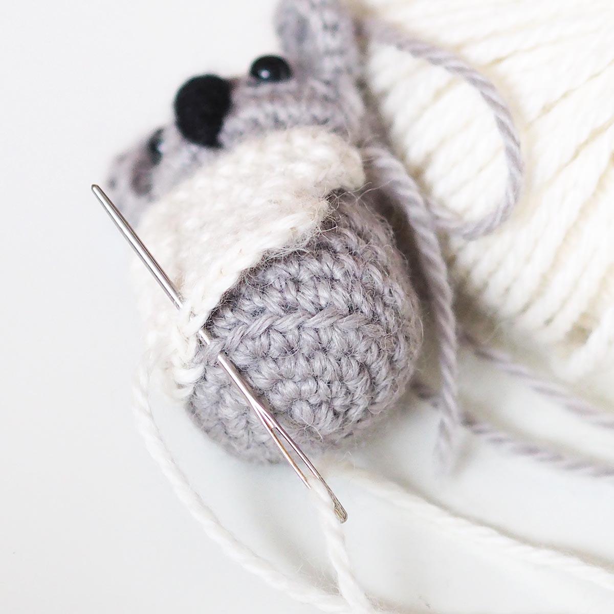 diy koala crochet wip 12 boutique melimelo