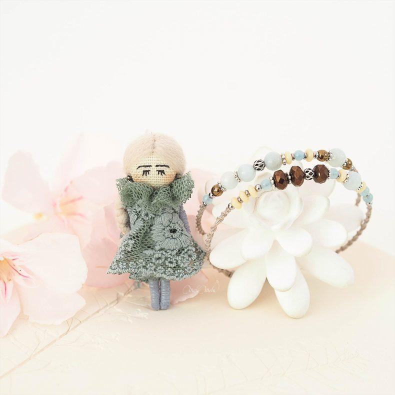 duo-bracelet-macrame-broche-poupee-cristal-boheme-pierre-amazonite-laboutiquedemelimelo