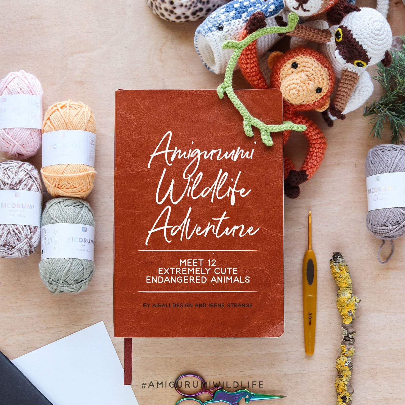 ebook-amigurumiwildlife-airalidesign-irenestrange