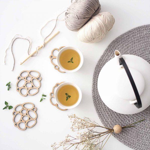 melimelo juntas compartir té crochet algodón laboutiquedemelimelo