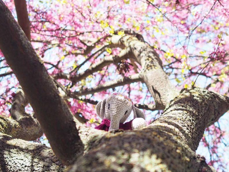 floraison-cercis-arbre-judee-elephant-amigurumi-crochet-laboutiquedemelimelo