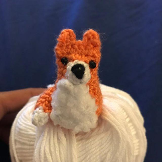 tiny renard par Florence @flokawaii974 DIYmelimelo