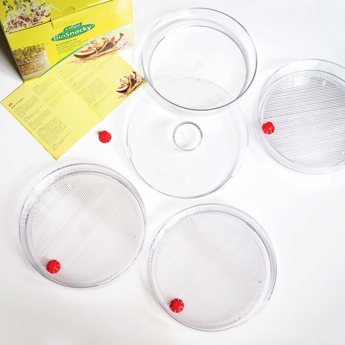 germoir germinator Biosnacky Avogel laboutiquedemelimelo