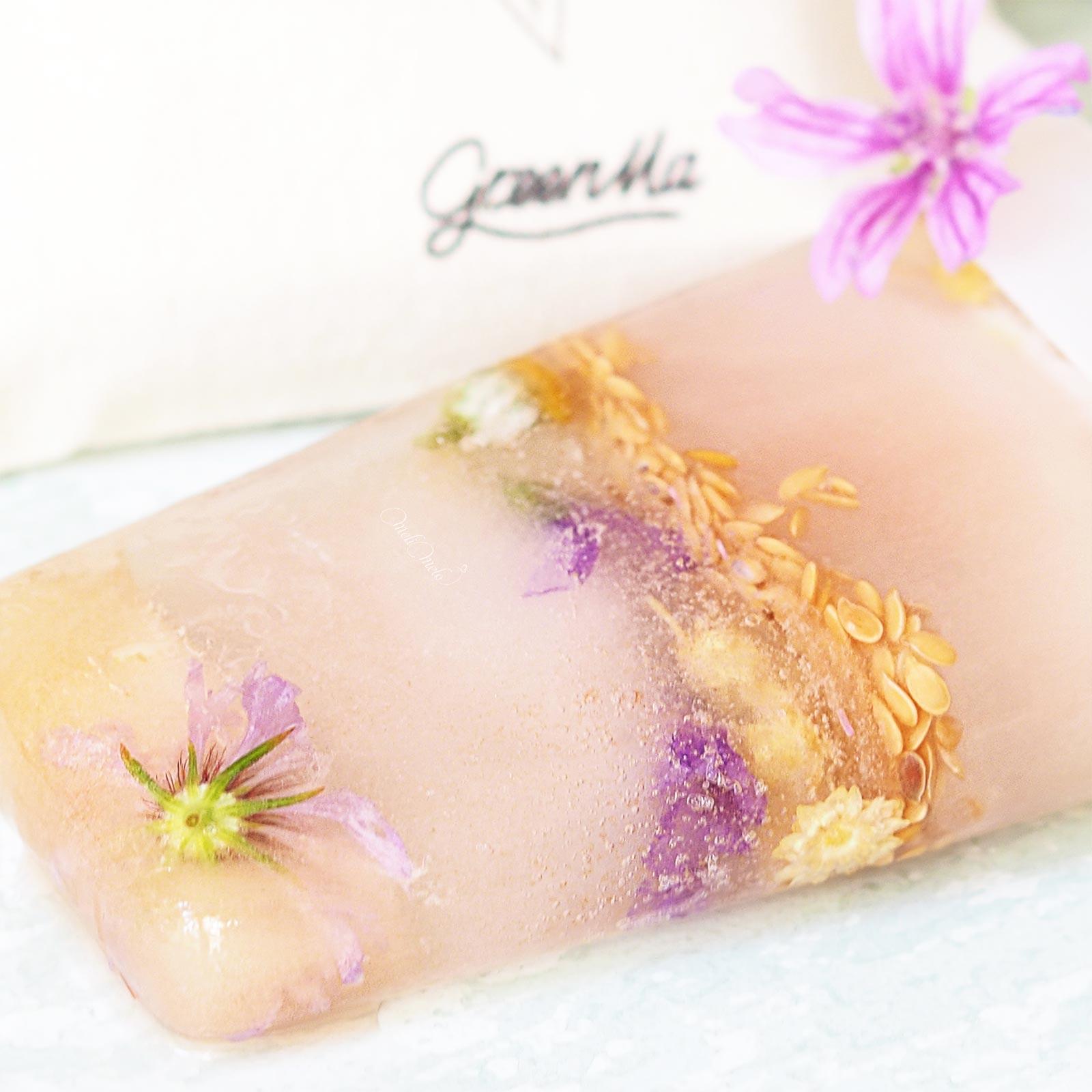glace-fleur-mauve-immortelle-lin-the-vert-bio-canneberge-goji-laboutiquedemelimelo