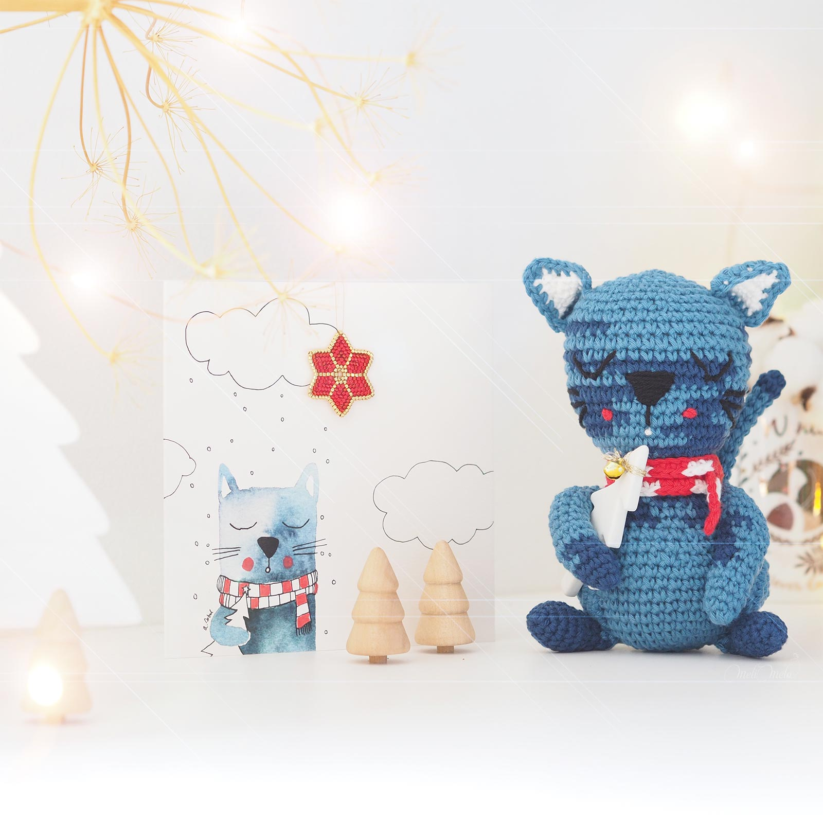 happy-new-year-2021-blue-cat-olalarte-illustrations-laboutiquedemelimelo