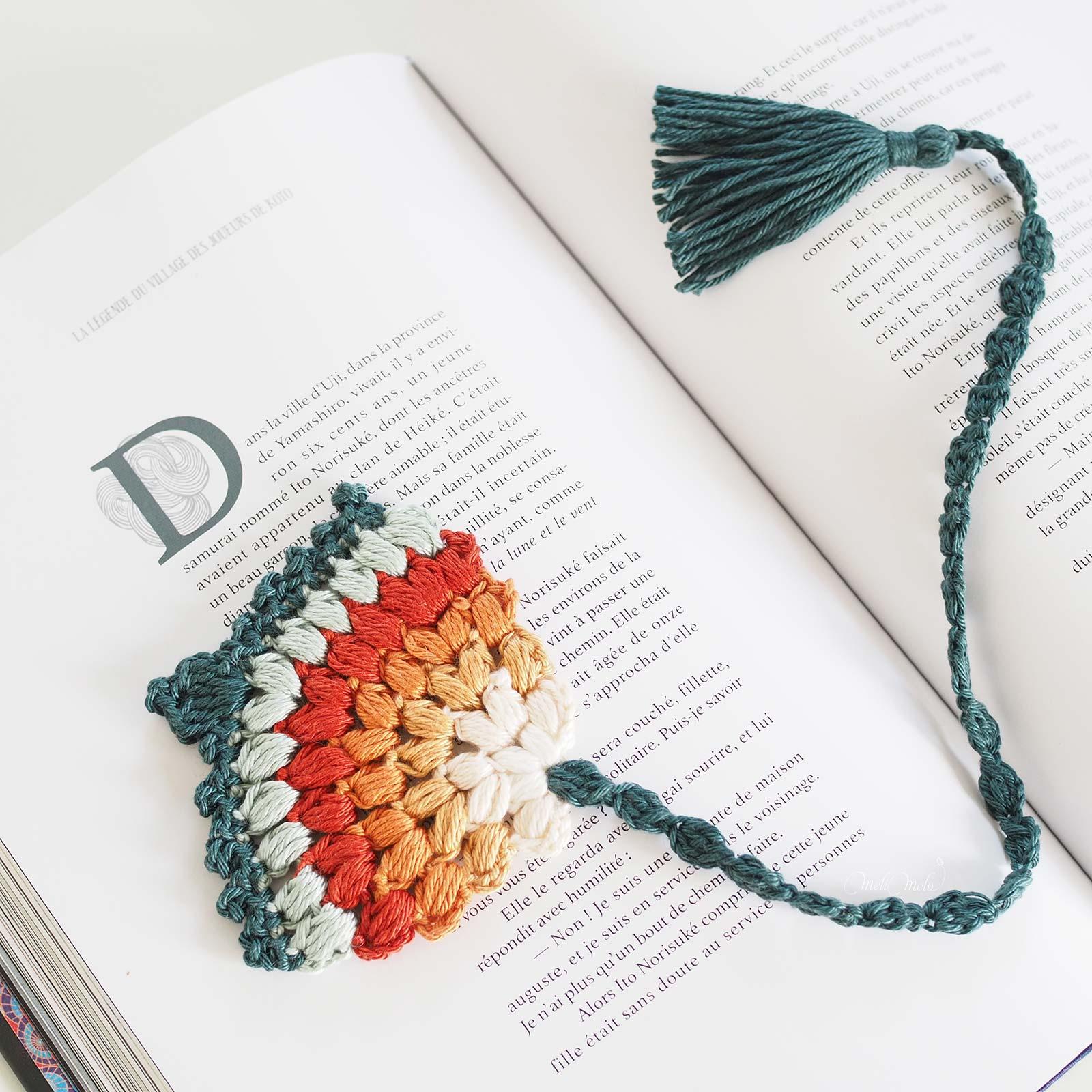 idee-cadeau-amoureux-lecture-marque-page-crochet-laboutiquedemelimelo