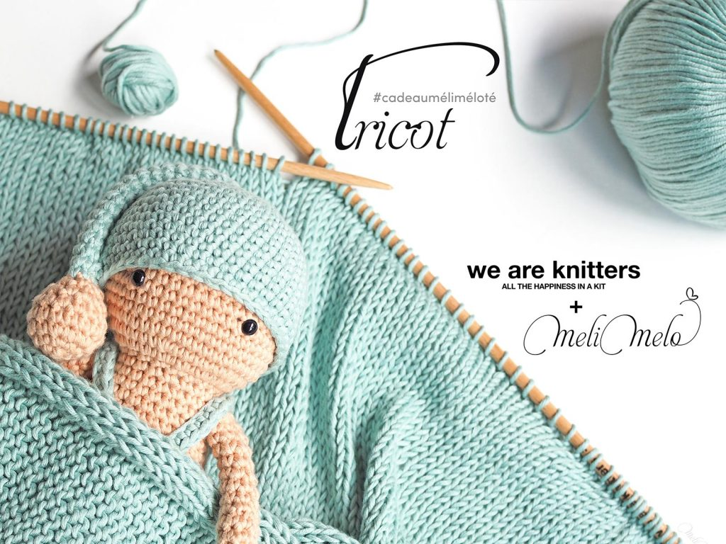 jeu concours sorteo give away We Are Knitters laboutiquedemelimelo