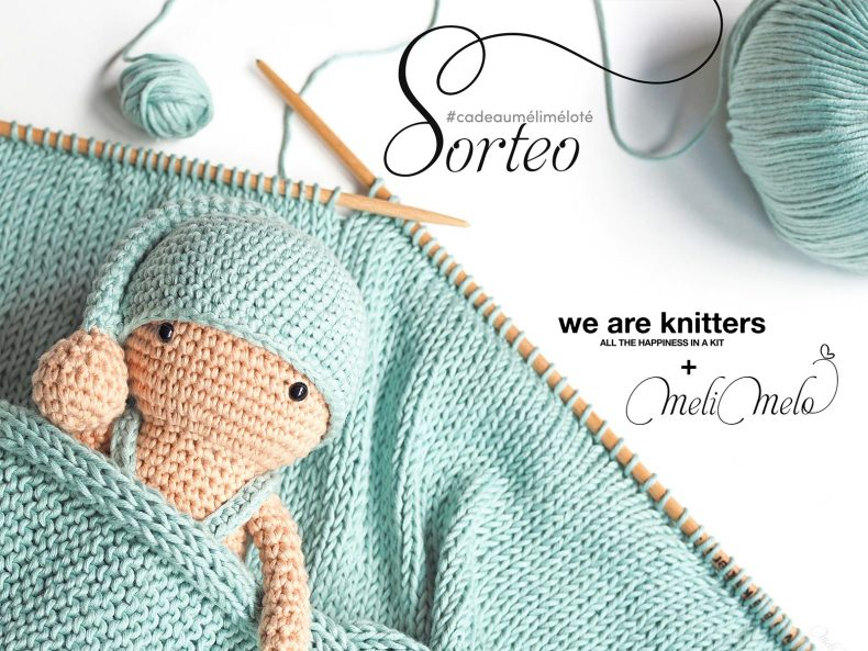 juego concurso sorteo We Are Knitters laboutiquedemelimelo