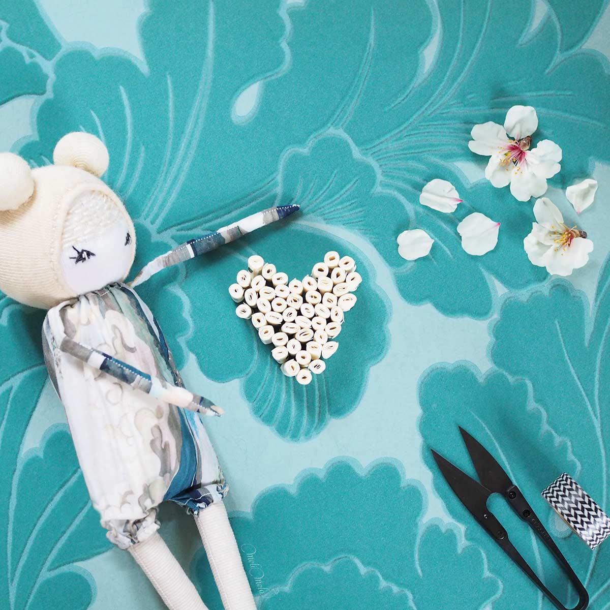 Concours Kit de tissage DIY poupée Indie Dolls laboutiquedemelimelo