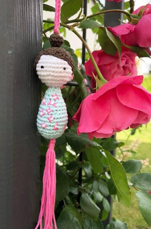 poupée PoiS PlumeS tutoriel DIY #diymelimelo