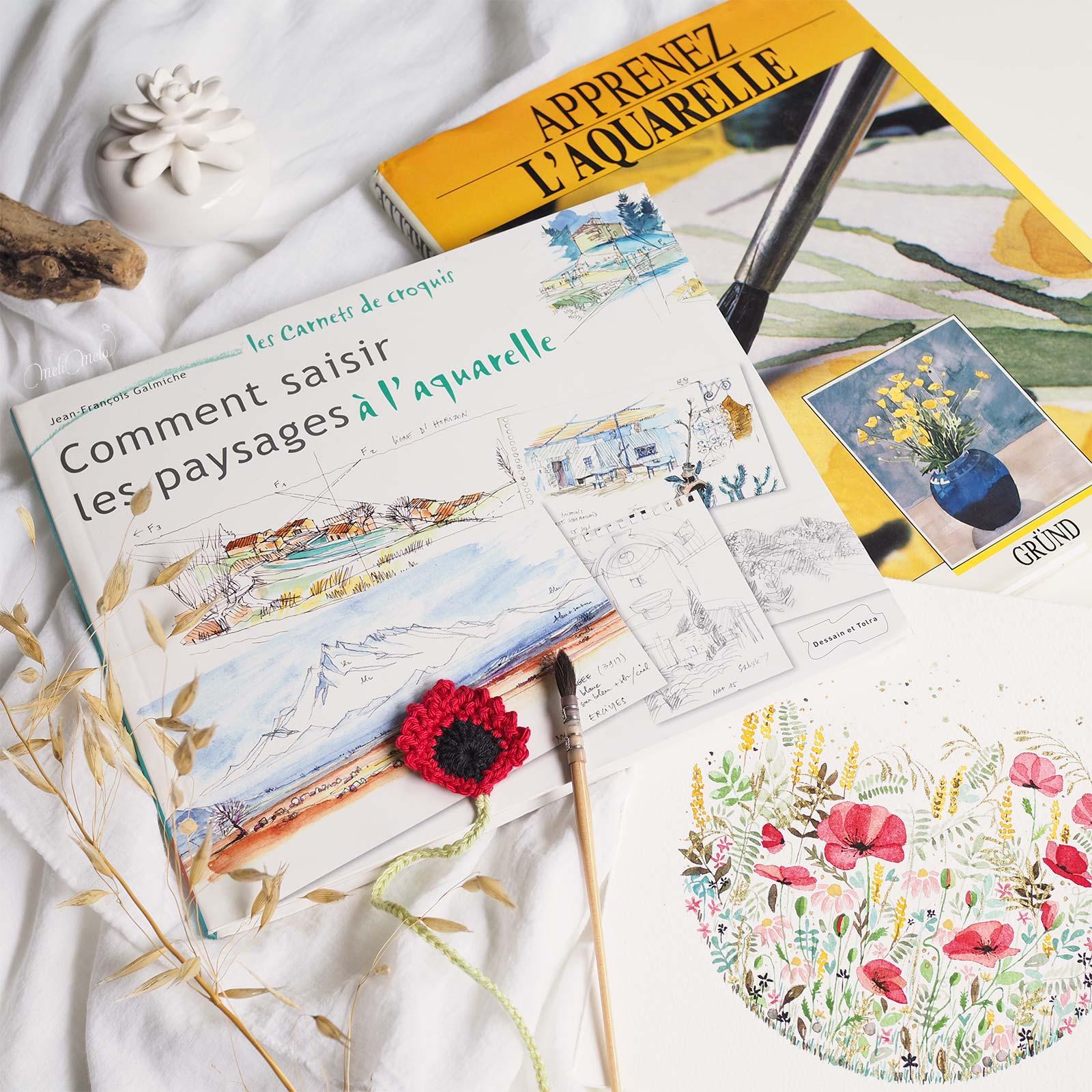livre-apprenez-aquarelle-carnets-croquis-paysages-laboutiquedemelimelo