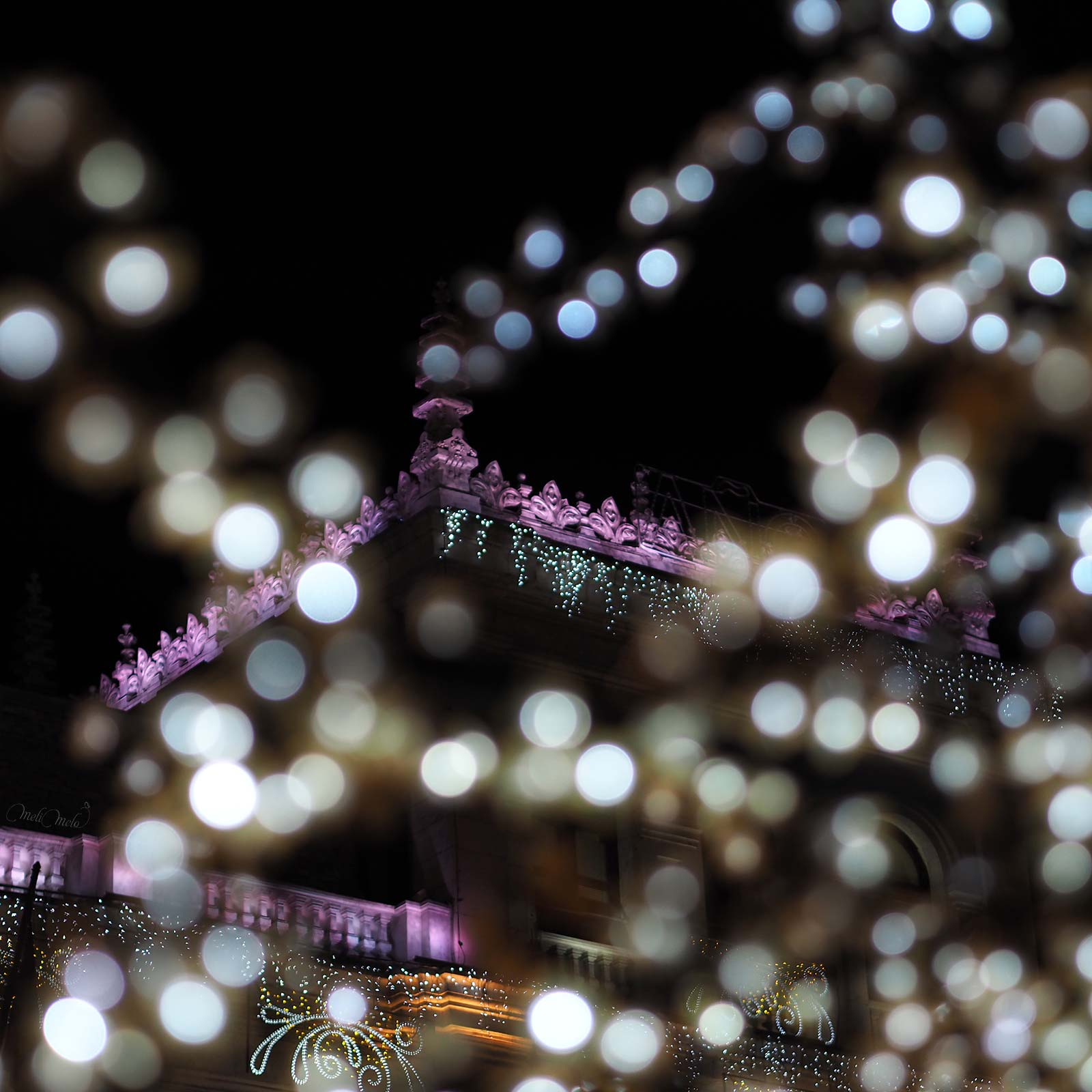 luces navidad Plaza Mayor Valladolid
