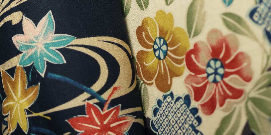 tissu japonais renoncules marumero laboutiquedemelimelo