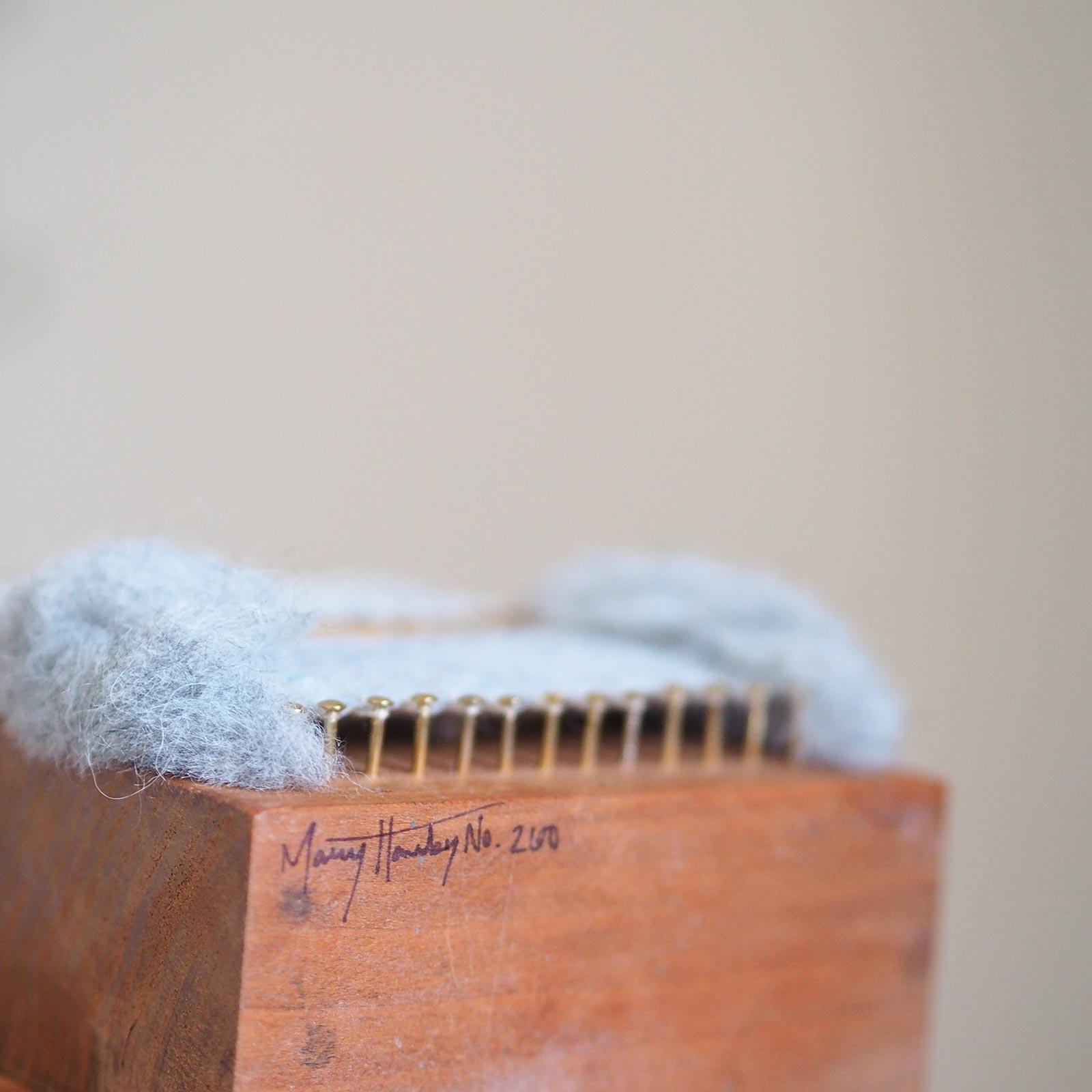mary hamby signature mini loom blocks fiberart twentytwowest koel magazine