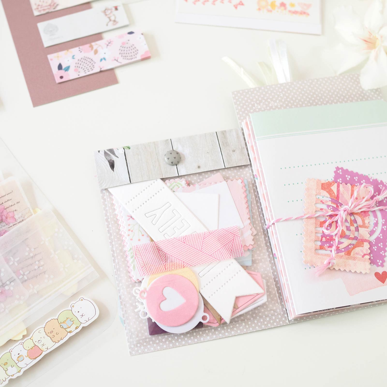 mini-carnet-goodies-japon-rose-laboutiquedemelimelo