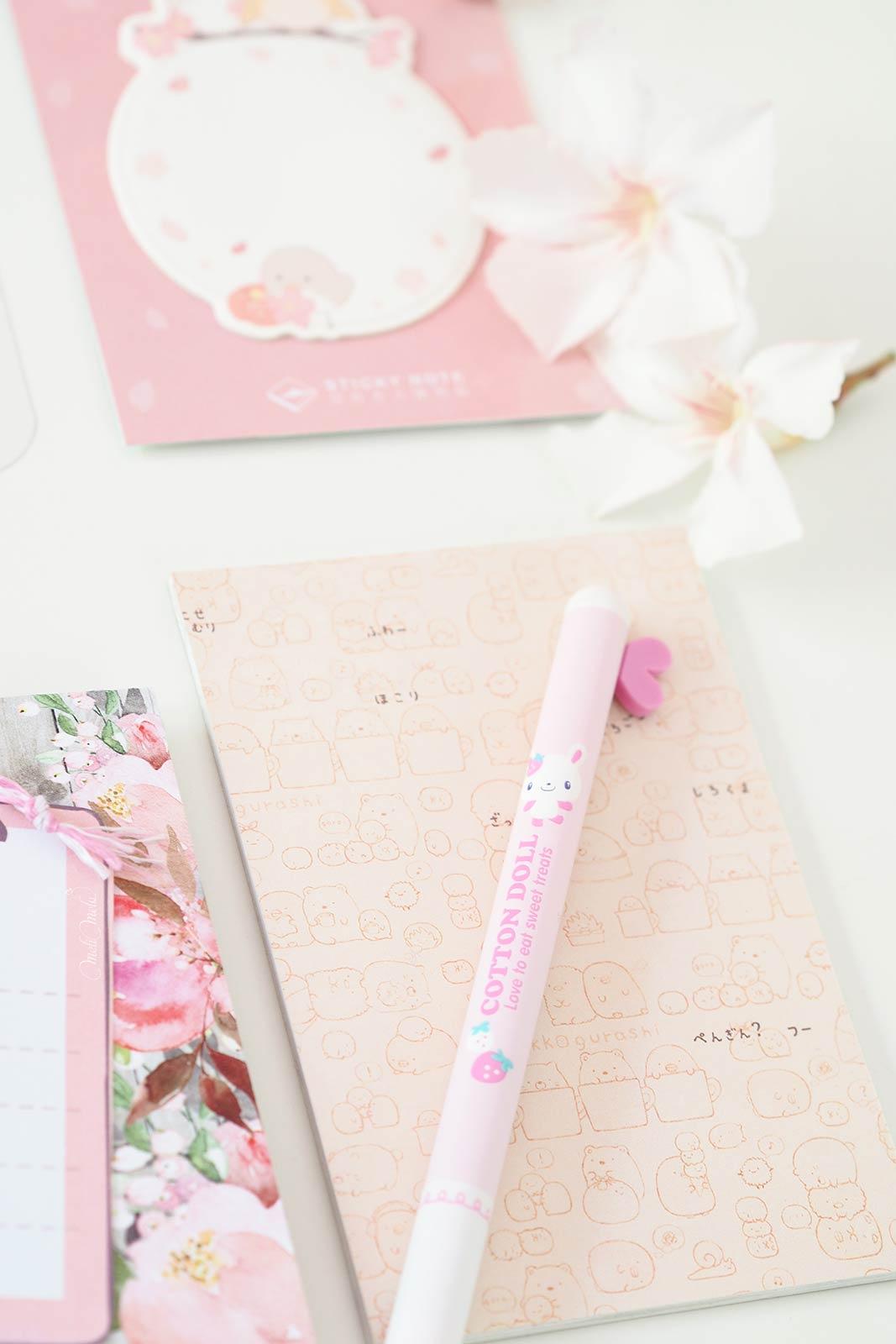 mini-carnet-goodies-japon-stylo-laboutiquedemelimelo