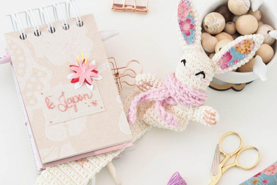 mini-carnet-papeterie-japon-lapin-marque-page-laboutiquedemelimelo