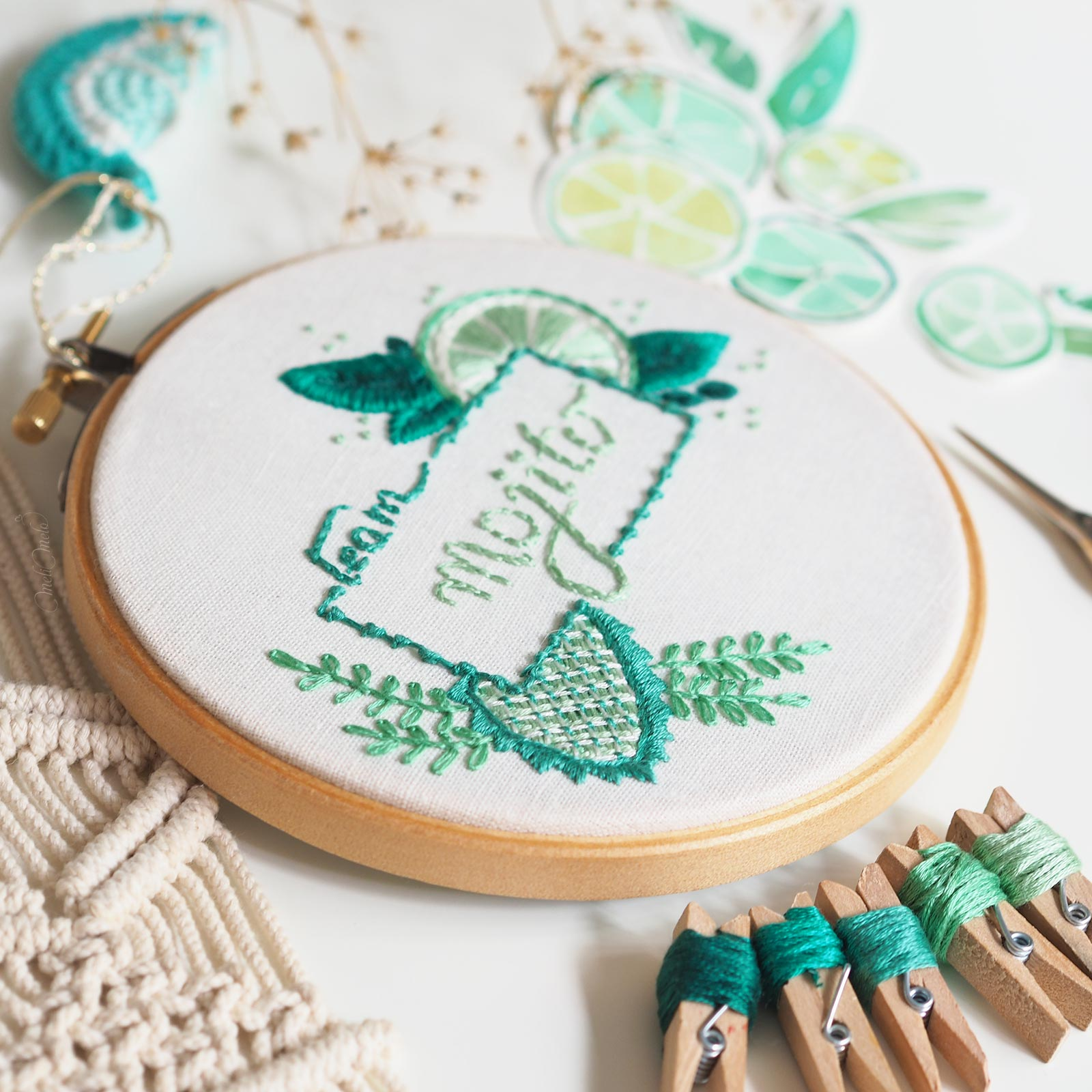mojito-broderie-embroidery-lime-vert-mouline-dmc-auverasoie-laboutiquedemelimelo